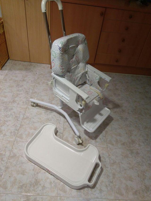 Trona bebé (Donbebe) SIN ESTRENAR