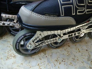 patines rollerblade xr talla 42,5
