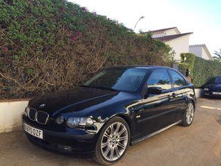 BMW Serie 3 2002 , Compac td 150cv NO NEGOCIABLE