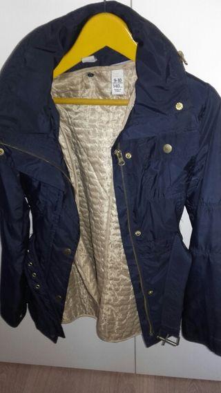 chaqueta niña zara