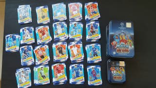 Cards champions league topps MATCH ATTAX 2016/17