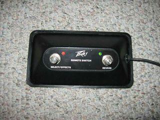 Amplificador guitarra Peavy bandit 65 USA vintage