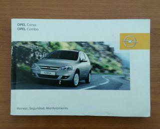 manual instrucciones opel corsa combo de segunda mano por 15 u20ac en el rh es wallapop com manual usuario opel astra h Opel Astra 2011