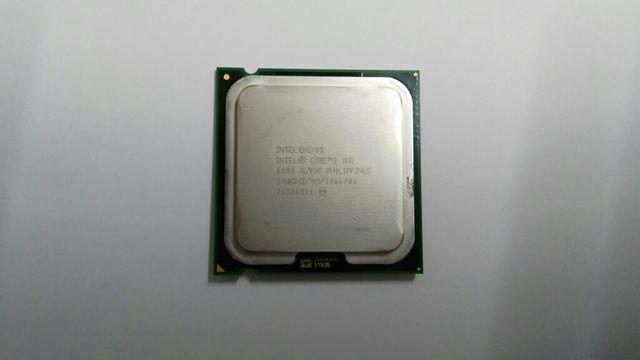 PROCESADOR INTEL Core2 DUO E6600 SOCKET 775