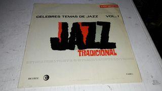 lp vinilo celebres temas de jazz