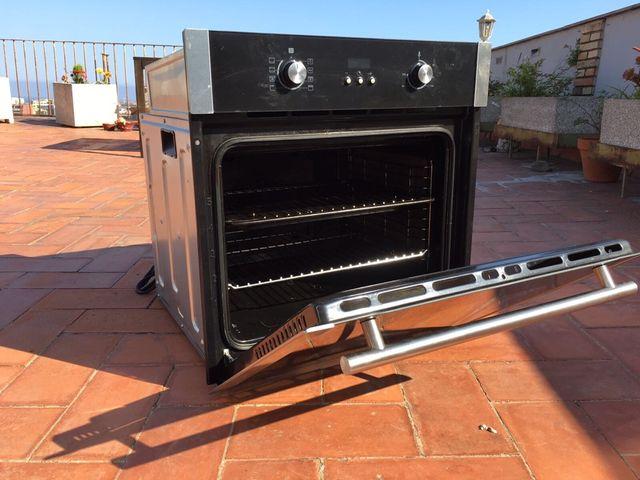 Placa de cocina y horno