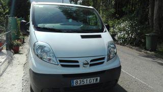Nissan Primastar 2010
