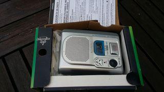 Grabador cassette Aiwa