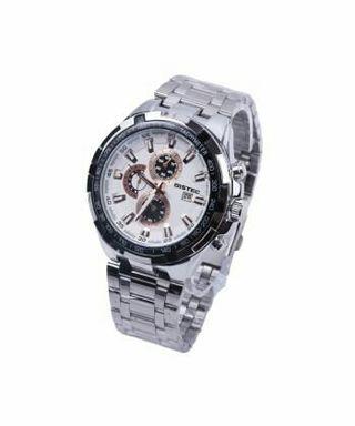 Reloj redondo BISTEC para hombre