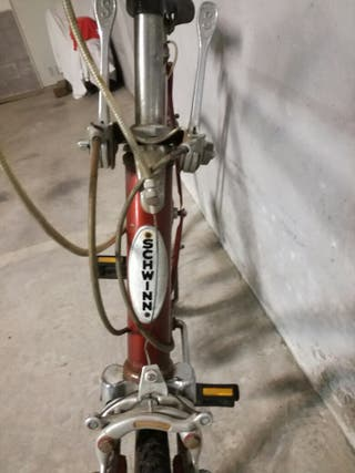 Bicicleta antigua americana años 70 Schwinn