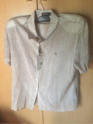 Camisa para mujer burberry