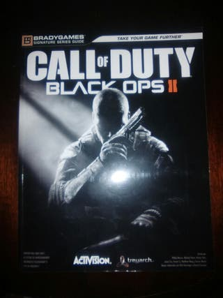 Guia oficial Call of Duty Black Ops 2