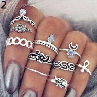 lote de anillos