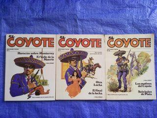El Coyote Lote 3 Novelas Numeros 2-9-38 (Forum)