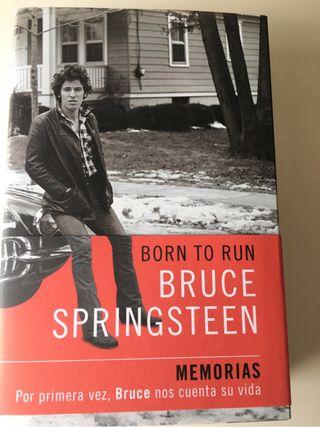 Bort to run Bruce springsteen