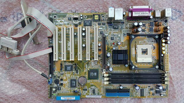 Placa base PC Asus P4S8X (Rev. 1.03)