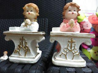 38 Figuritas recordatorias de comunion