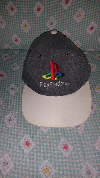 Gorra Retro Playstation nueva y original