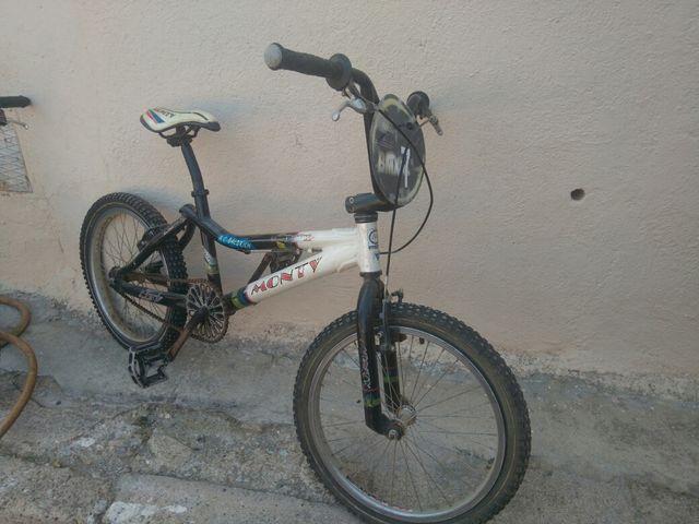 monty bmx 129
