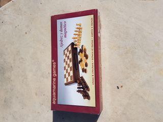 ajedrez y damas