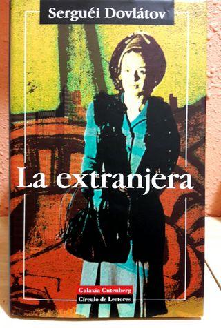 Libro La Extranjera