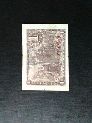 1 peseta 1943