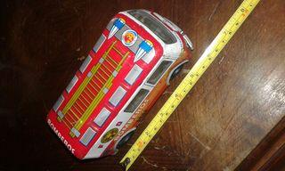 Autobús juguete