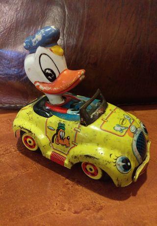 juguete antiguo Disney años 60