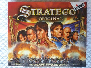 """Juego """"Estratego original"""""""