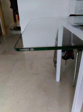 cristal templado para mesa