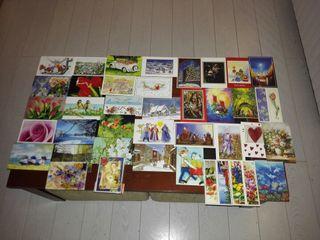 Postales de todo tipo realmente preciosas en venta