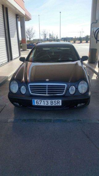 Mercedes .CLK 200 .noviembre1999