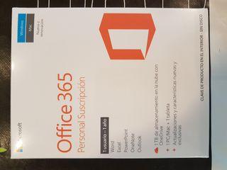 Office 365 licencia oficial sin desprecintar