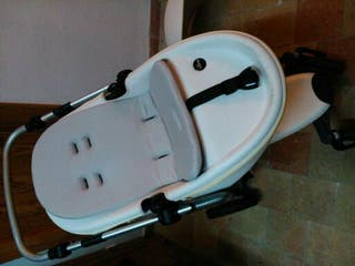 Cochecito bebé marca Mima convertible en capazo