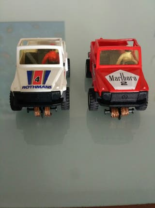 coches scalextric sts 4x4