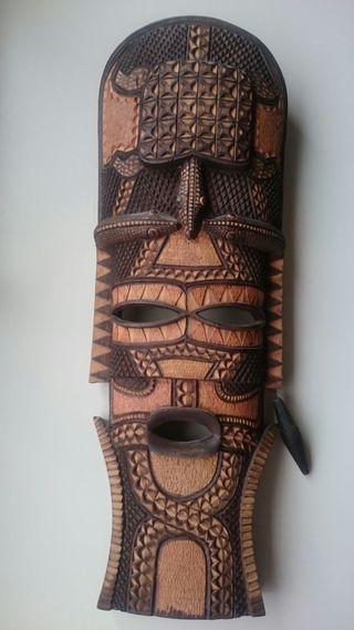 Mascara pared