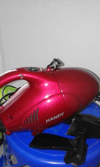 aspirador manual electrico