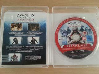 Juego Ps3 Assassins Creed Brotherhood