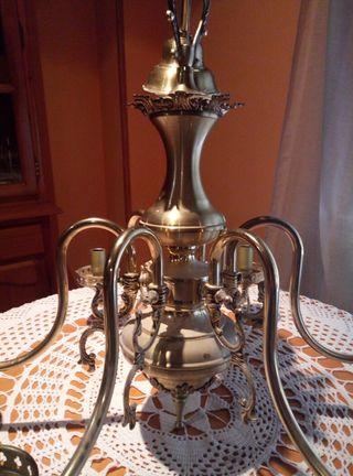 Antigua lampara