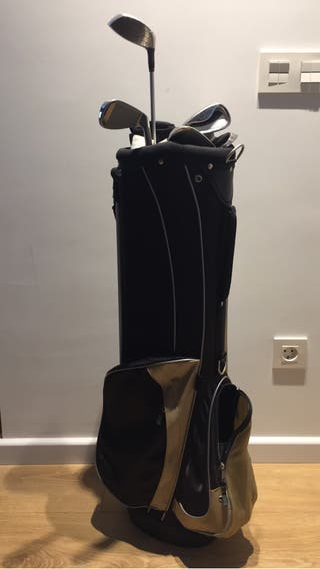 Equipo de golf para zurdos