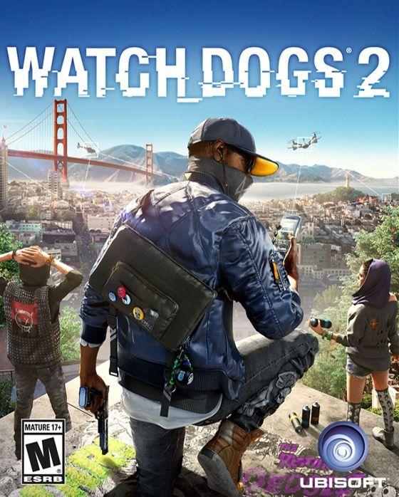Watch dogs 2 + regalo