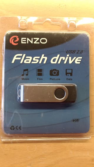 Nuevo 8GB Pendrive-USB 2.0 premium Flash Drive