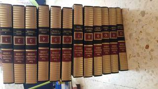 gran dicionario enciclopedico durvan 12 tomos