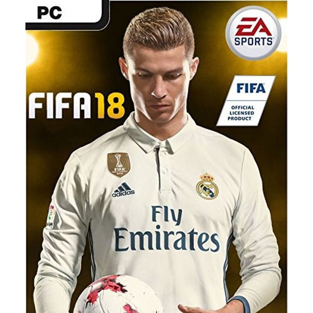 Fifa 18, battlefield 1, far cry 4 , mass efect 2 y Fifa 16 y 17