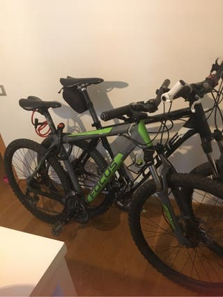 Bici montanbike focus