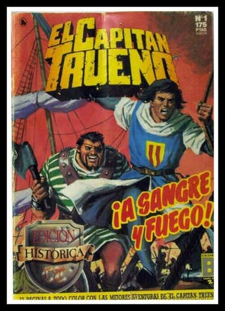 Colección Capitán Trueno