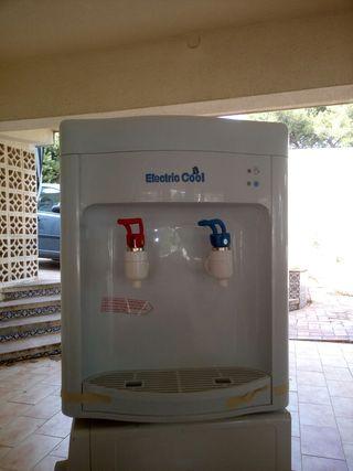 Despensador de agua fria y caliente