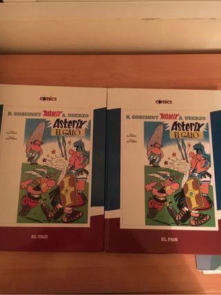Cómics Asterix