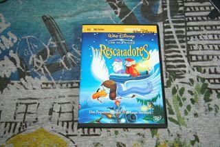 Los Rescatadores - Colección Walt Disney - DVD