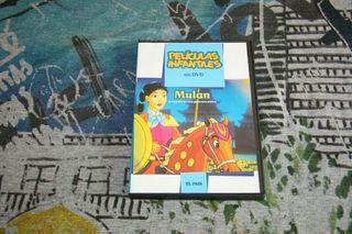 Mulan - La Leyenda de una Guerrera Mítica - DVD